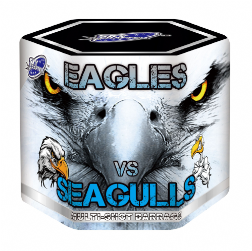Eagles V Seagulls